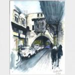Street, Aleppo, Sicily